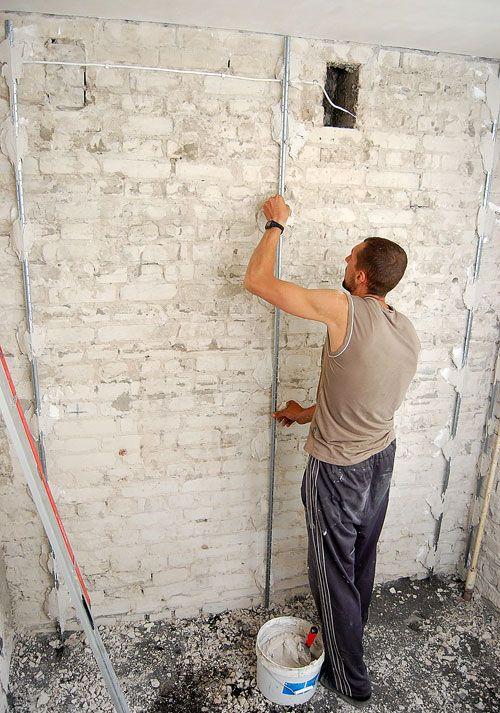 Выравнивание стен: какой способ выбрать?