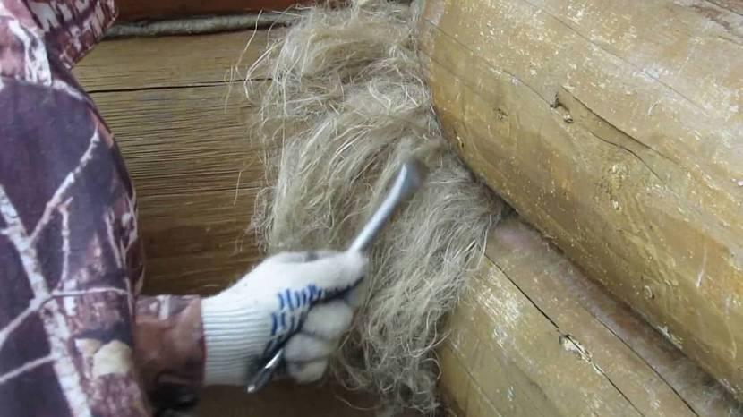 Как конопатить сруб бани своими руками – пошаговая инструкция: раскрываем вопрос