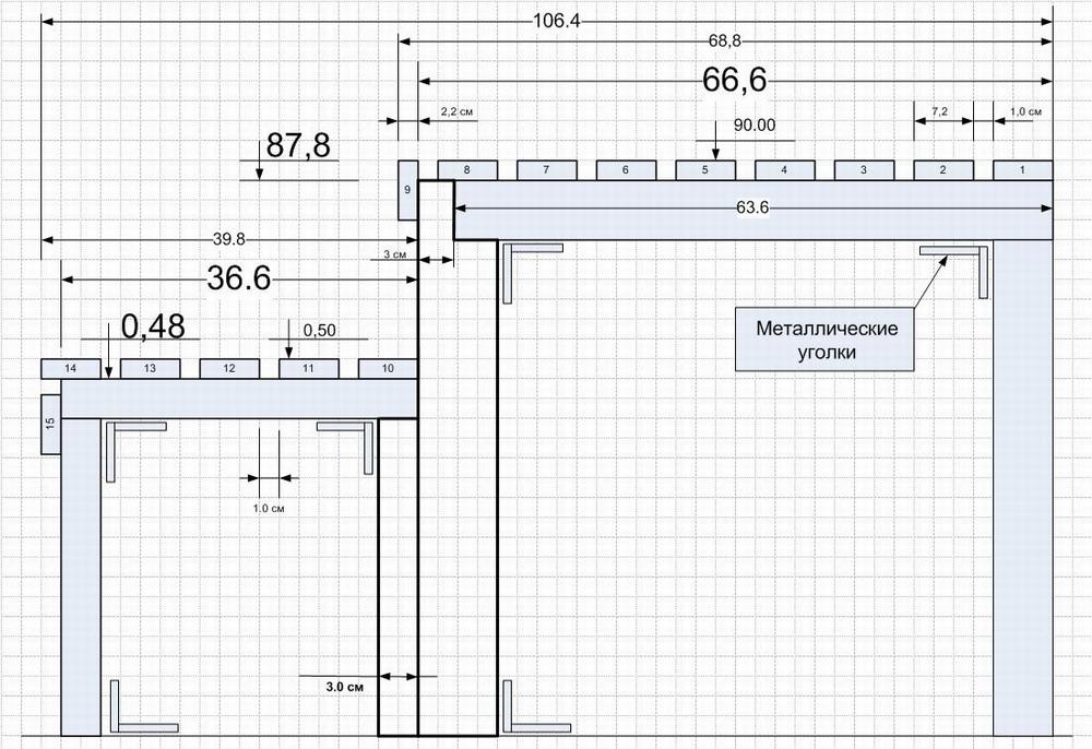 Как сделать полок в бане? Материалы, устройство, размеры и монтаж