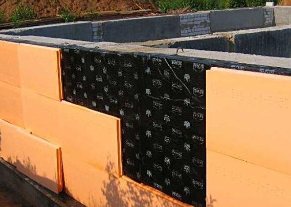 Утепление стен пеноплексом технология по шагам