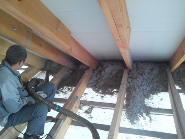 Утепление пола эковатой в деревянном доме — особенности и пошаговая инструкция