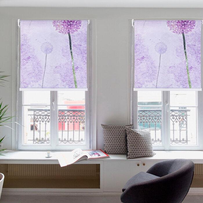 Рулонные шторы на пластиковые окна: 145+ (фото) красивых видов