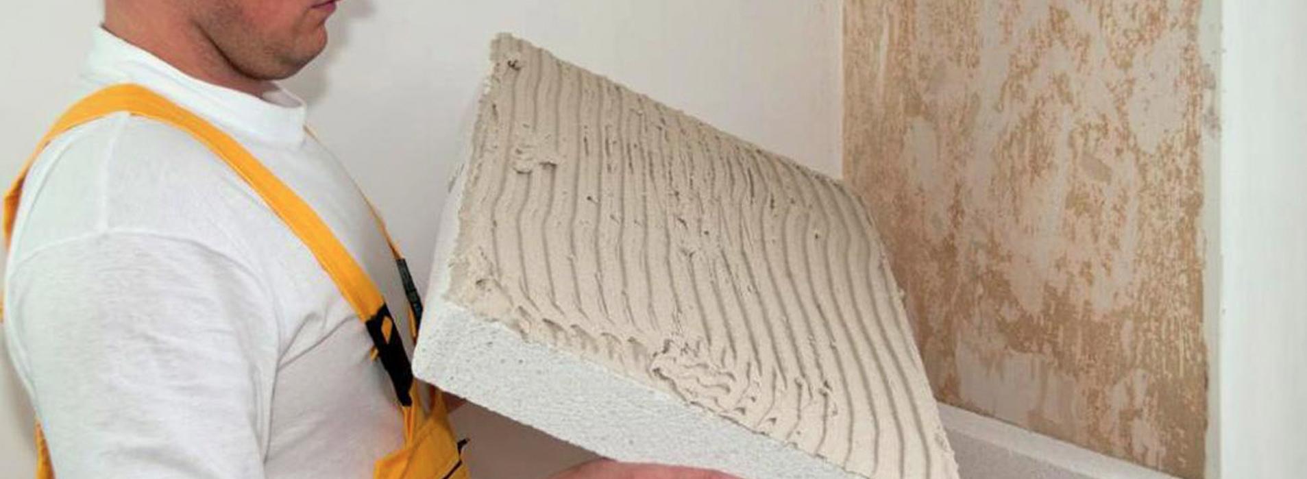 Как утеплить кирпичную стену изнутри или борьба с плесенью в квартире — своими руками дом и сад