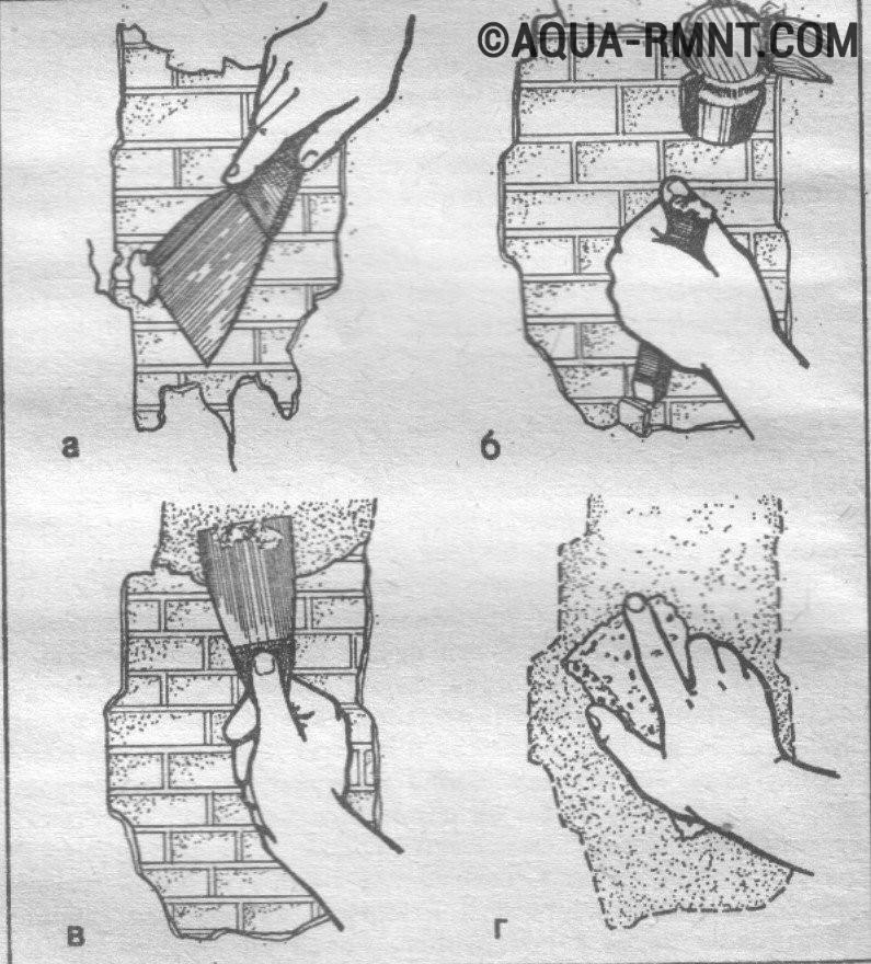 Чем замазать трещины в печи: фото, видео инструкция чем замазать трещины в печи: фото, видео инструкция