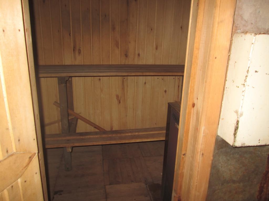Сауна в подвале частного дома - гид по строительству