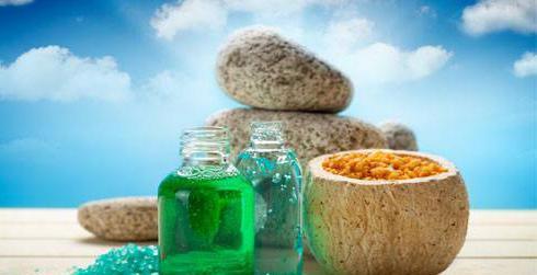 Виды и свойства масел для бани