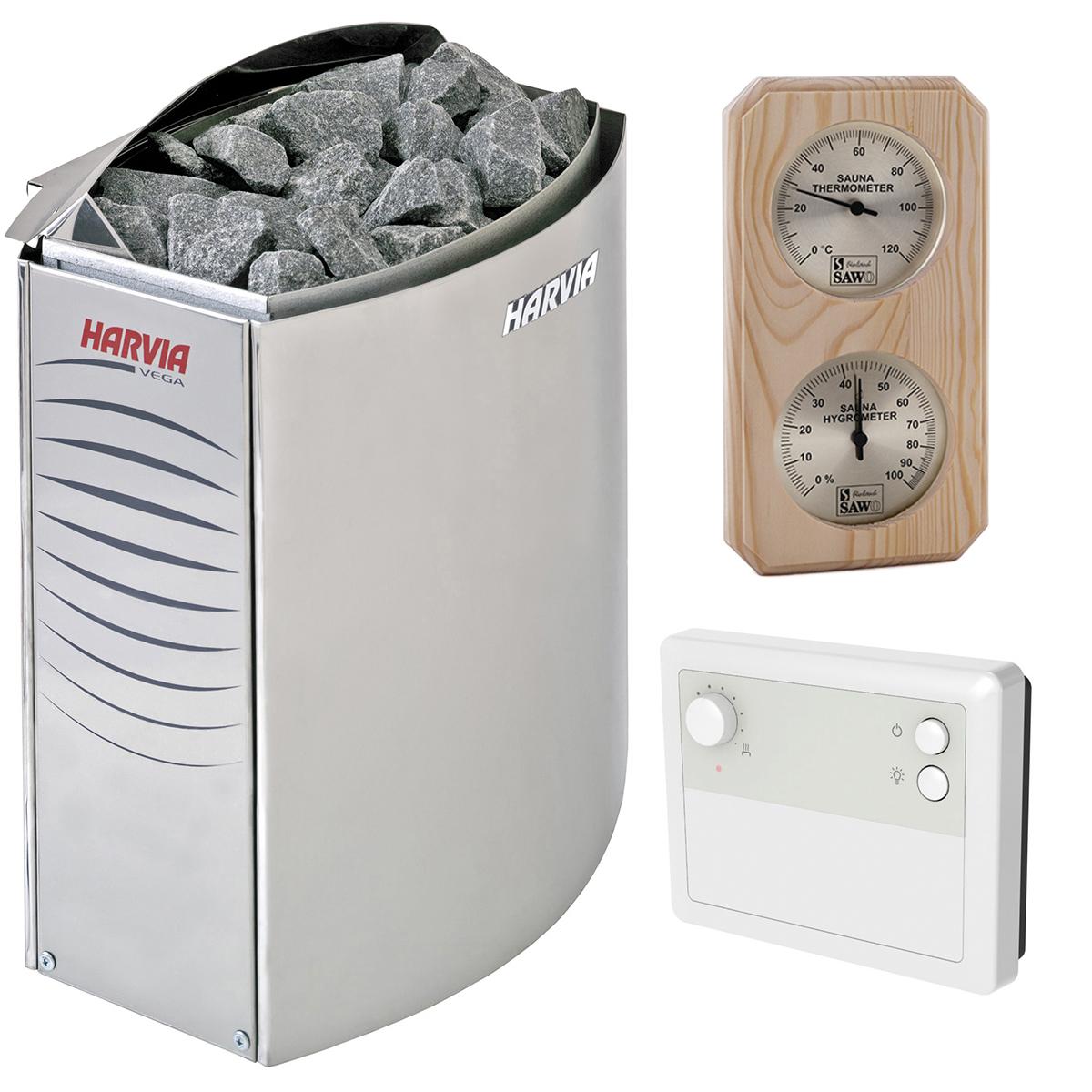 Электрокаменка harvia the wall sw60, печь харвия для сауны, печь в сауну, купить по цене 25.300 руб.