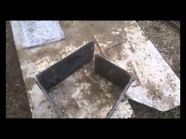 Арболитовые блоки: что это такое и как сделать своими руками