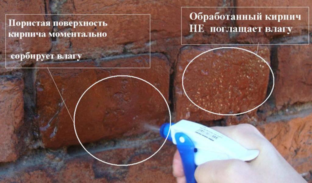 Высолы на кирпиче: как убрать с керамического облицовочного кирпича народными средствами