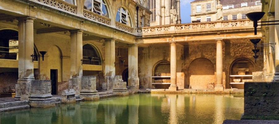 Баня терма — римская баня — строительство бани