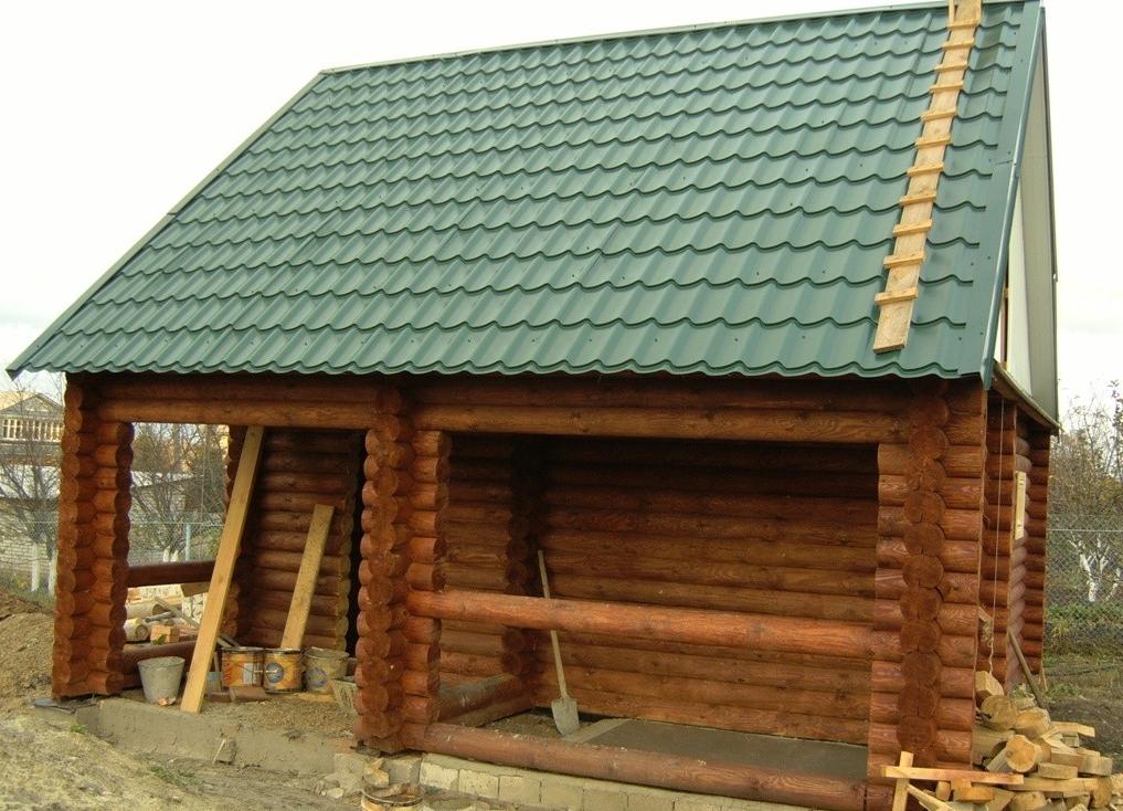 Утепление крыши бани своими руками: изнутри и снаружи, выбор материалов и порядок проведения работ