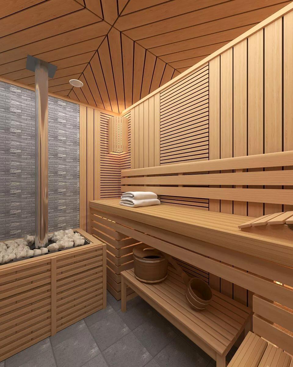 Отделка бани внутри - парилка, душевая и комната отдыха (78 фото): внутреннее устройство парной и моечной своими руками