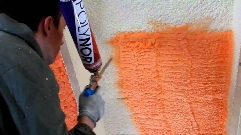 Чем покрасить пеноплекс: выбираем краски безопасные для утеплителя