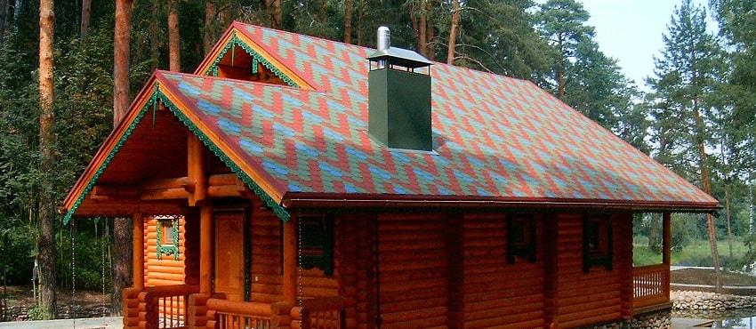 Виды кровли для крыши бани: что лучше