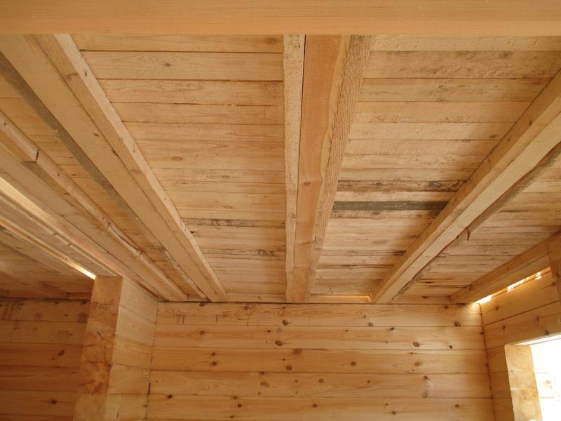 Пошаговое руководство и видео как смонтировать потолок в бане своими руками