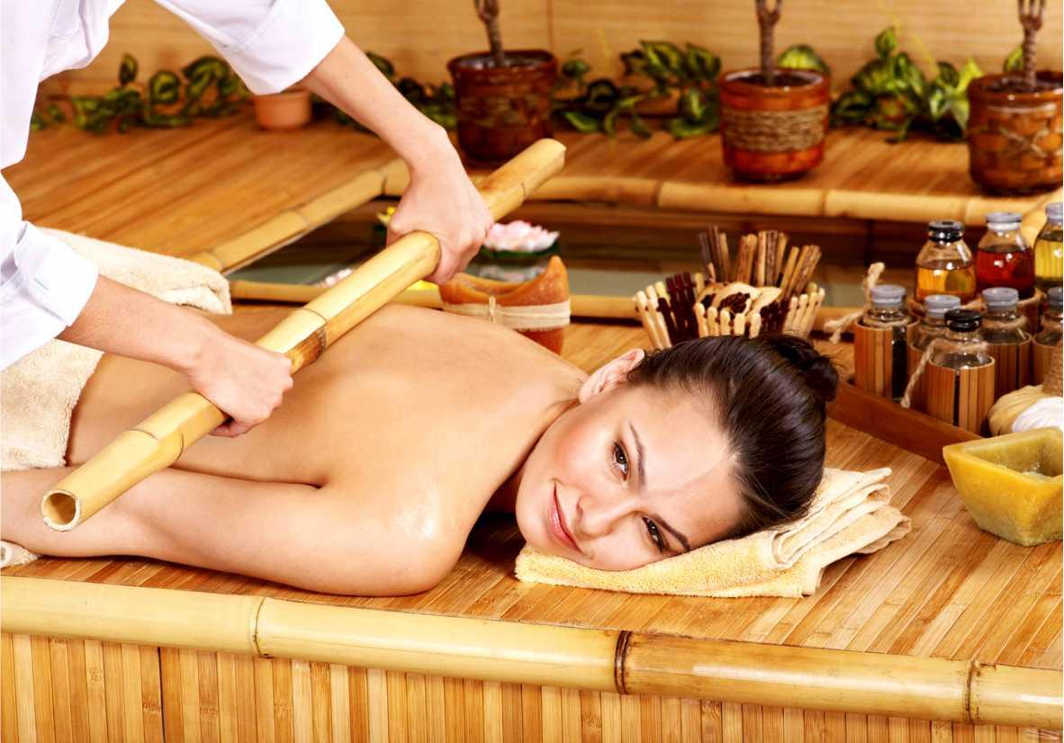 Массаж в бане: учимся мастерству (обзор 6-ти лучших массажных техник)