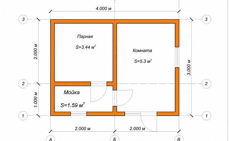 Баня: планировка и потрясающие решения для компактных построек