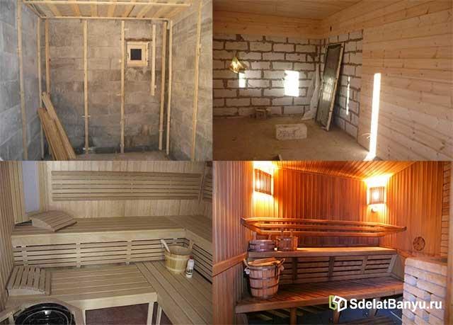 Стоимость внутренней отделки дома из пеноблоков: свойства и технические характеристики пеноблоков. отделка гипсокартоном и штукатуркой