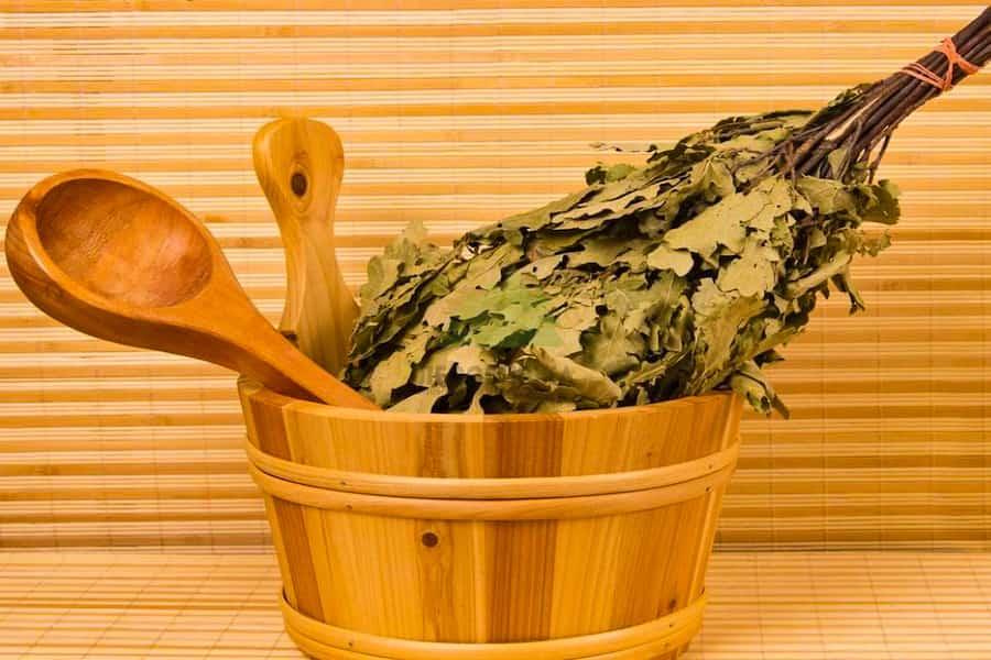 6 самых полезных трав для бани