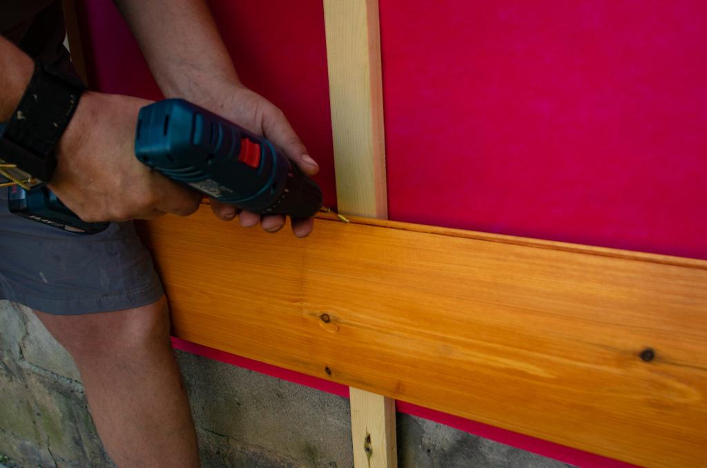 Как обшить здание деревянным блок хаусом? Пошаговая технология монтажа