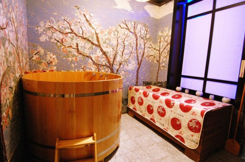 Баня бочка [японская сауна офуро и фурако]: особенности