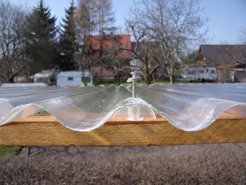 Плоский шифер: состав, виды, размеры листа, вес, чем резать