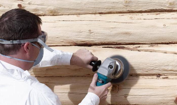 Шлифовка бруса – современная механическая и ручная обработка древесины (80 фото)