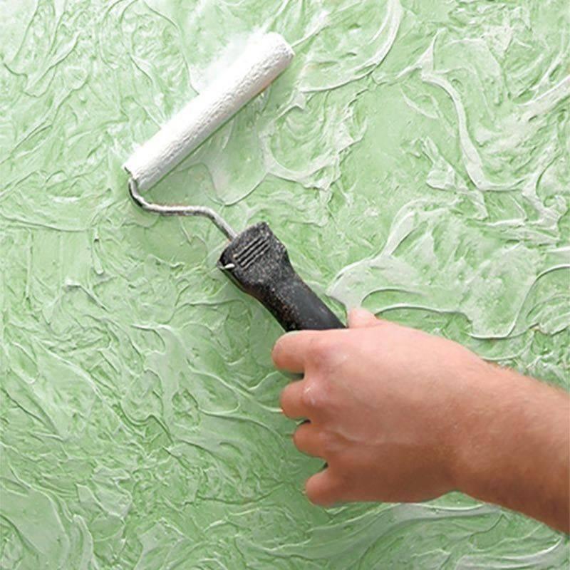 Валики для декоративной штукатурки стен