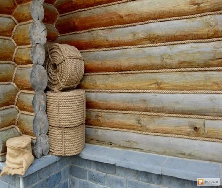 Как правильно сделать конопатку деревянного дома