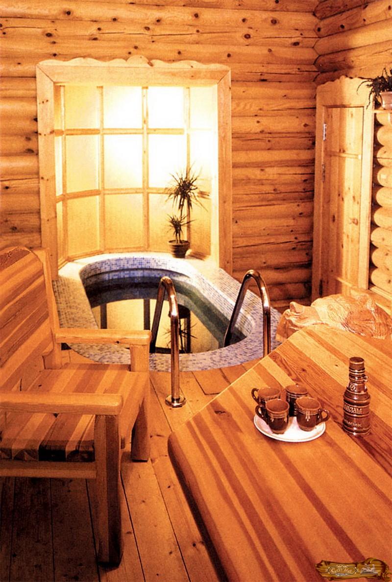 Предбанник для бани своими руками: строительство, утепление и отделка