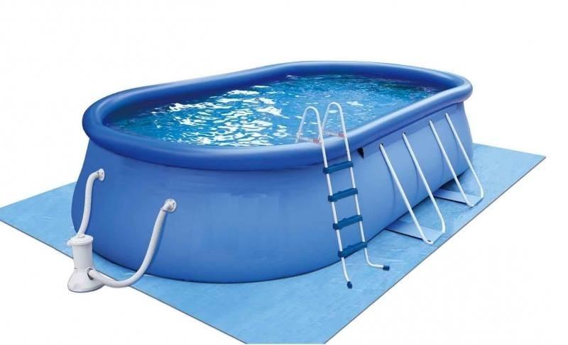 Топ-10 лучших надувных водных бассейнов