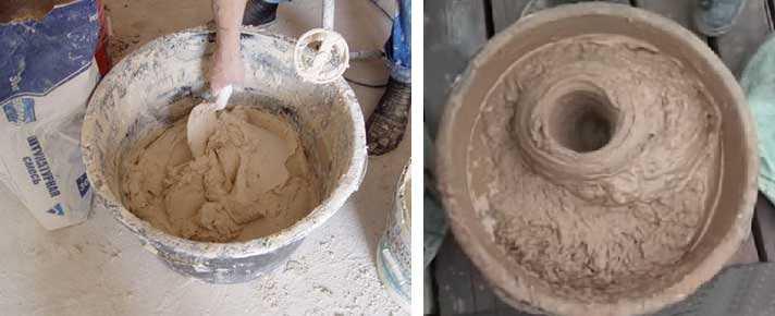 Чем замазать печку чтобы она не трескалась │ устранение трещин на металлической поверхности
