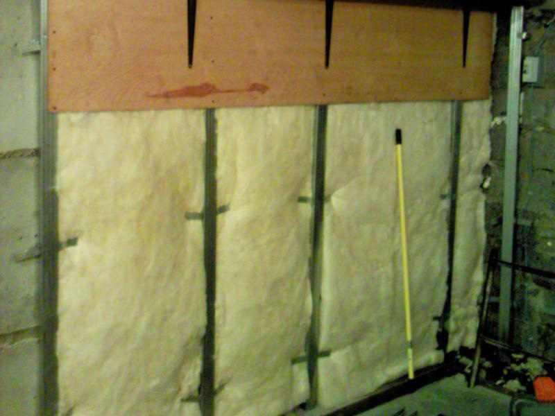 Утепление дома и бани из пеноблоков снаружи и изнутри
