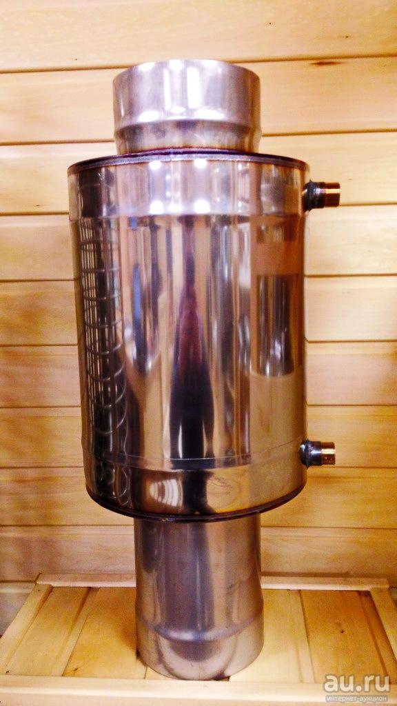 Изготавливаем своими руками теплообменник на трубу дымохода