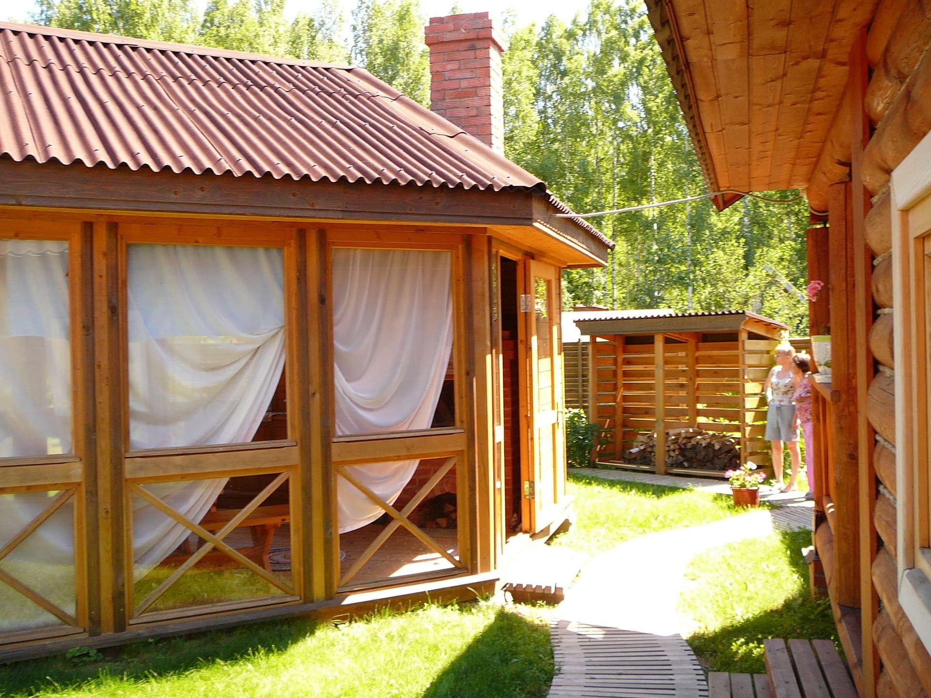 Проект бани с беседкой: баня с беседкой под одной крышей, проекты для строительства бани