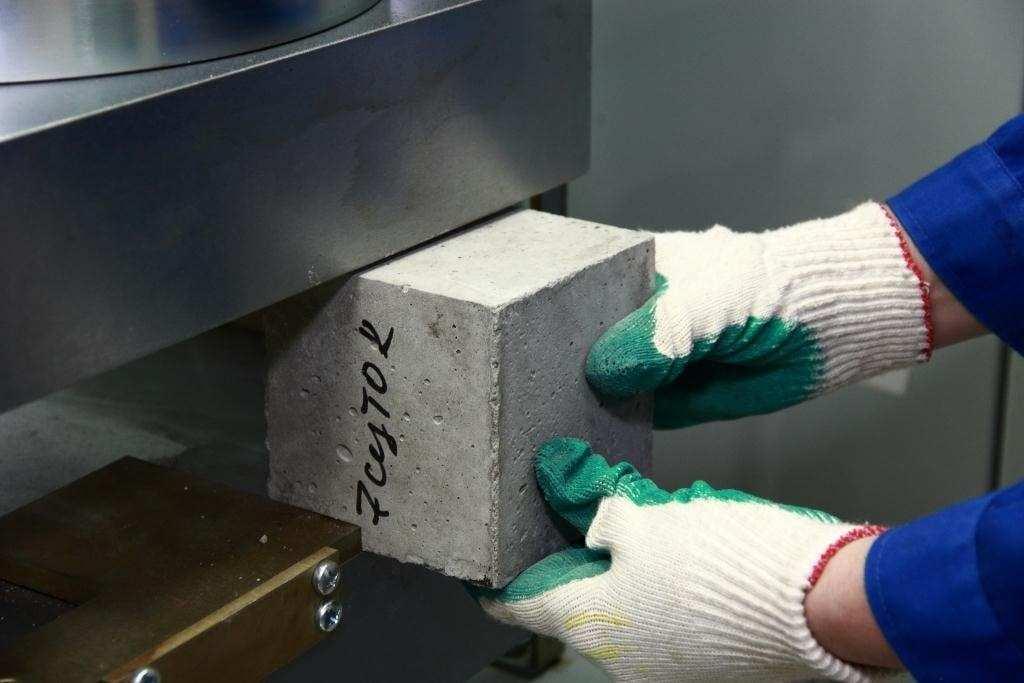 Как определить качество бетона - пошаговое руководство