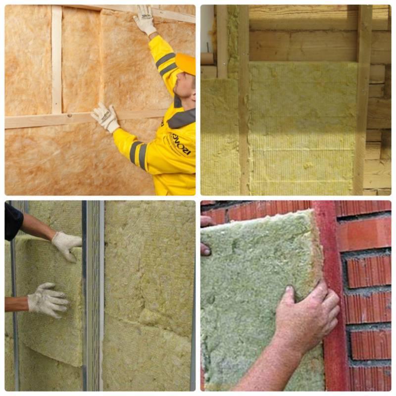 Лучший утеплитель для стен внутри квартиры: советы и монтаж