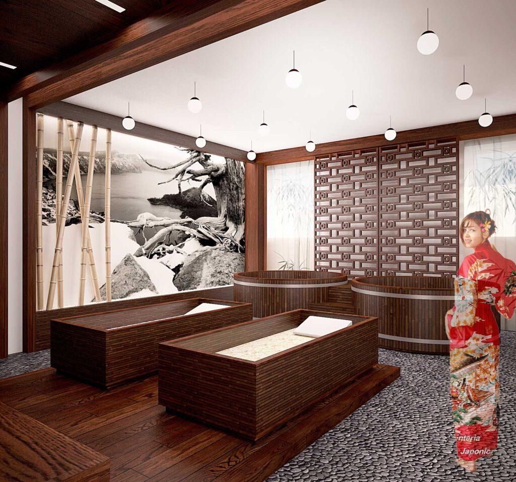 Японская баня: как устроены фурако, офуро и сэнто