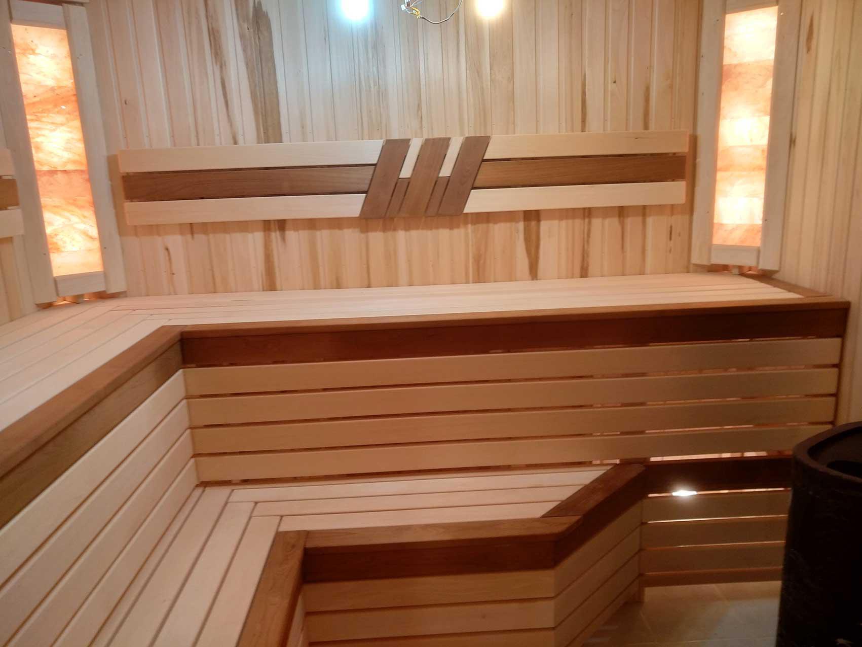 Внутренняя отделка бани своими руками — пошагово