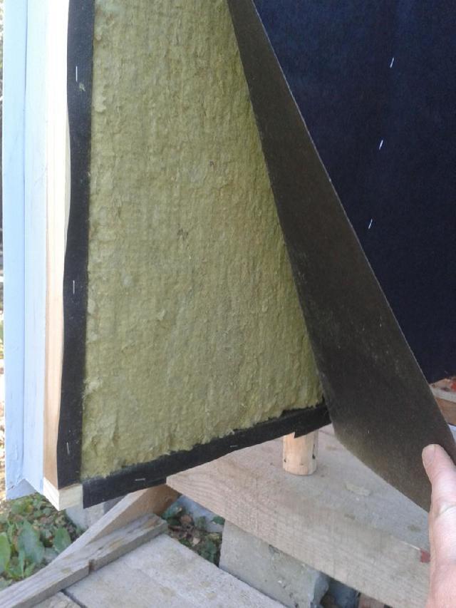 Инструкция по утеплению входной деревянной двери своими руками