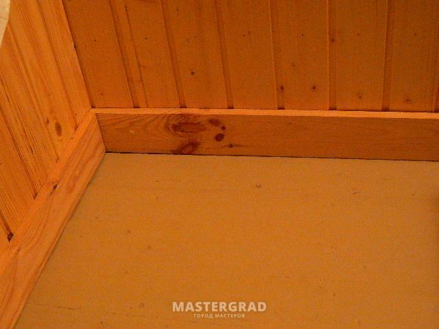 Чем покрасить бетонный пол в бане — строительный портал №1