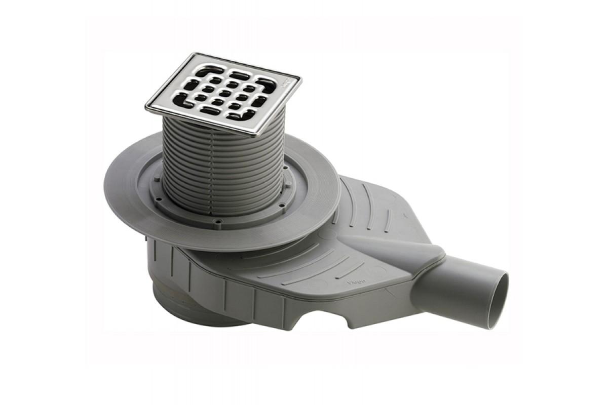 Сухой гидрозатвор для канализации в бане: заводские и самодельные варианты