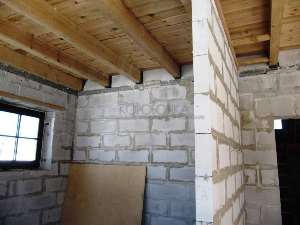 Баня из газобетона: основные этапы и строительство из газоблоков своими руками, особенности и выбор материалов