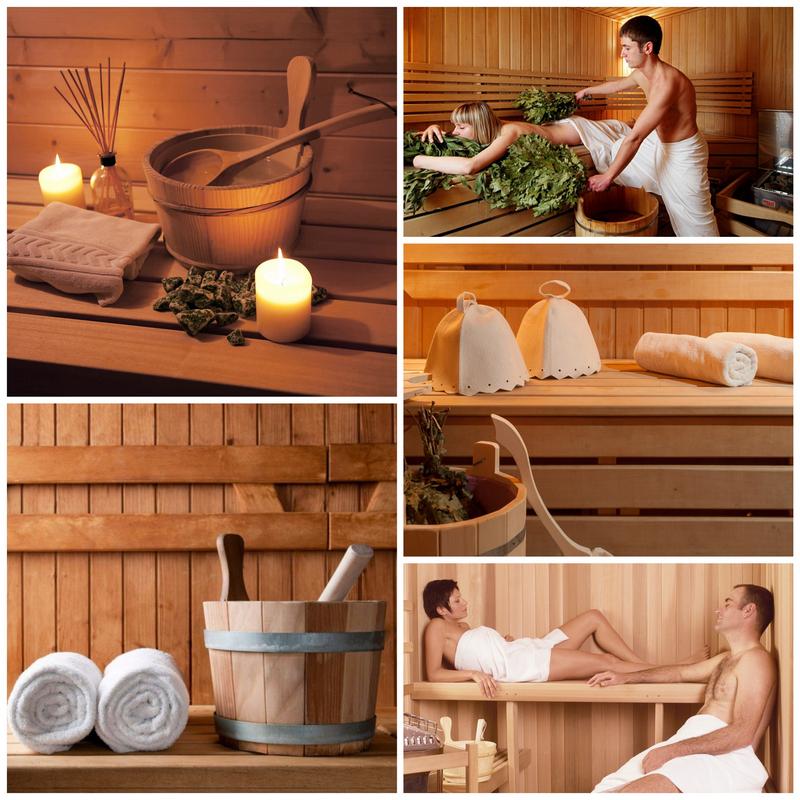 Массаж в бане: здоровье и долголетие