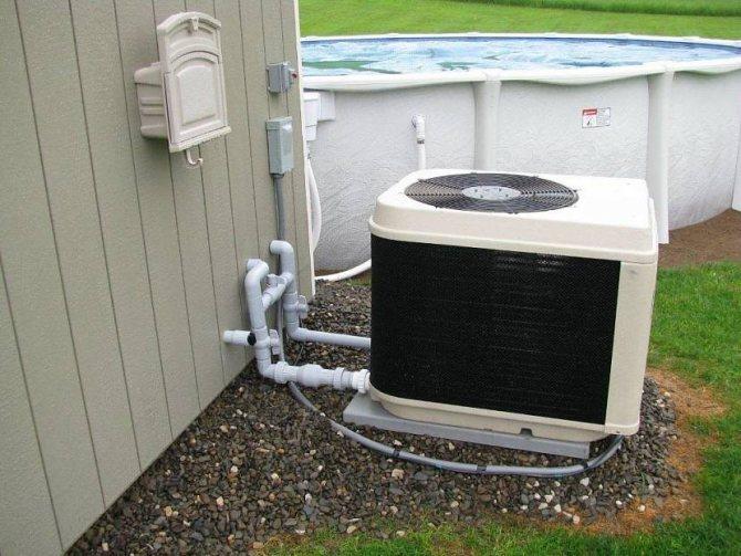 Подогрев воды в бассейне на даче: методы нагрева воды, изготовление солнечного коллектора своими руками