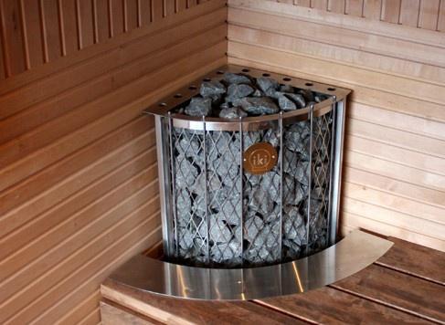 Электропечь для бани своими руками, которую можно поливать