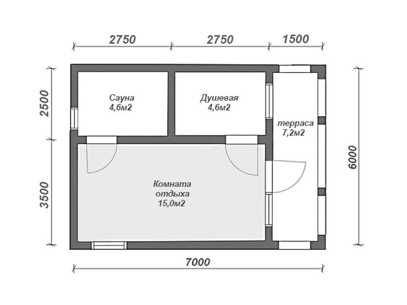 Баня на даче — 155 фото лучших вариантов с необычным дизайном. подробная инструкция по строительству современной бани своими руками