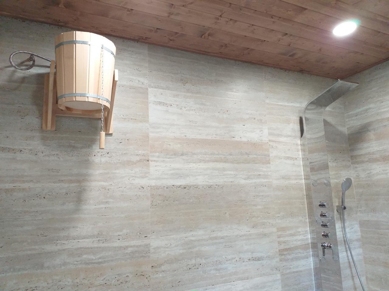 Вагонка в помывочной — требования к древесине и особенности отделки