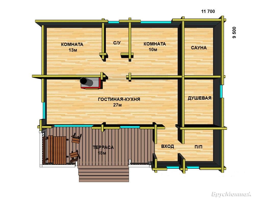 Баня на даче (155 фото): проекты, инструкция, схемы, чертежи, видео, отзывы владельцев и мастера