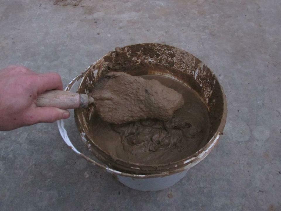 Чем замазать печь чтобы не трескалась - способы ремонта печи